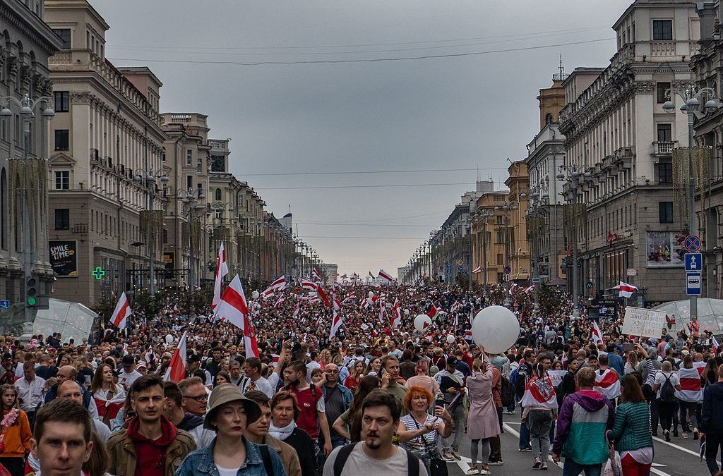 A dictator is not a client: Sandvine in Belarus and the banality of evil