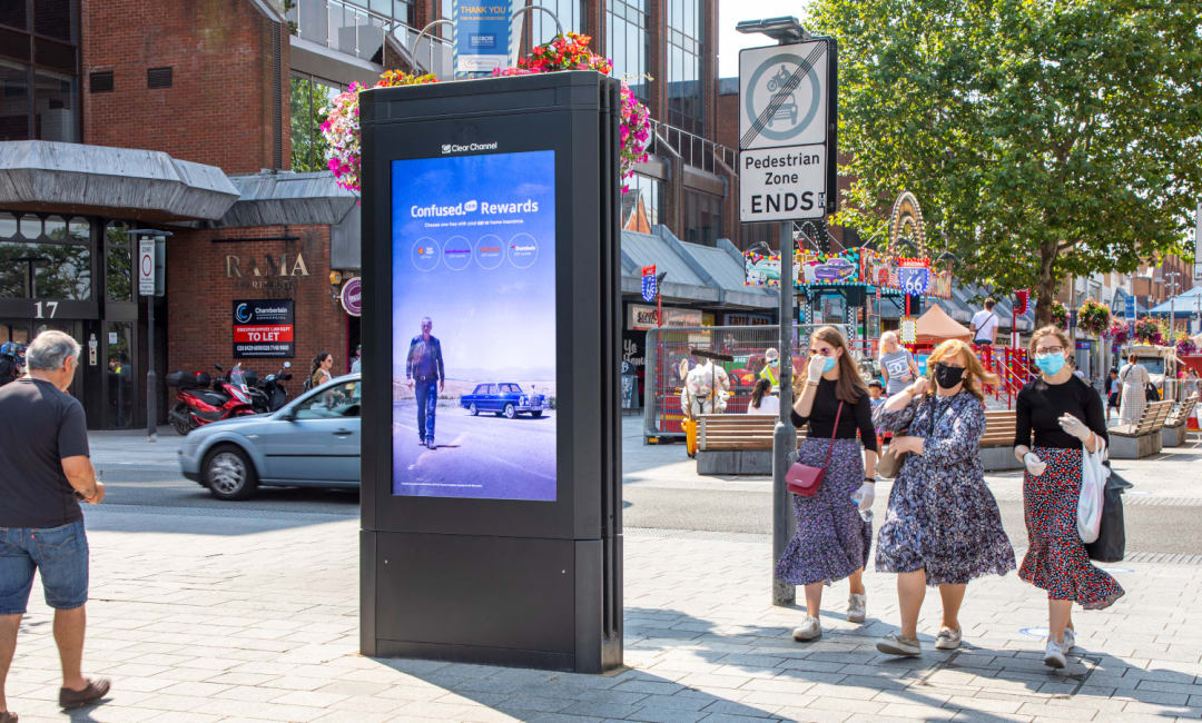 Smart billboards: the real-life cookie